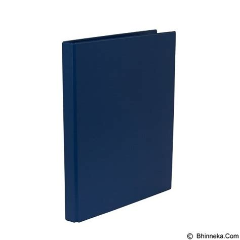 Bantex Ring Binder A4 2 Ring O 20 Mm Capacity 8215 Jual Bantex Binder 2 Ring O 20mm A4 8215 01 Blue Murah