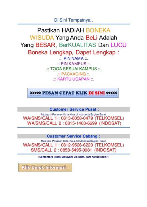 Boneka Wisuda Jakarta Murah Fast Respon Kota Jakarta Timur Daerah Khusus Ibukota Jakarta jual boneka wisuda murah