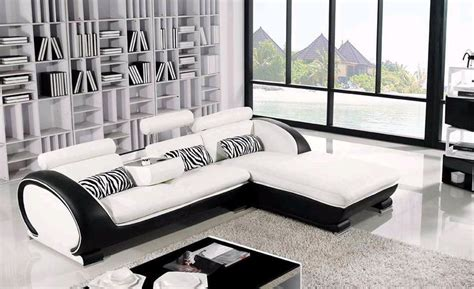 Modern L Shaped Sofa Designs For Awesome Living Room Eva Modern Furniture Designs For Living Room
