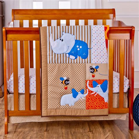 little bedding by nojo little bedding by nojo jungle pals diaper stacker walmart com