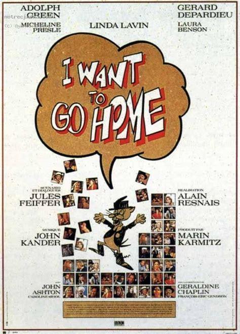 quiero volver a casa 1989 filmaffinity