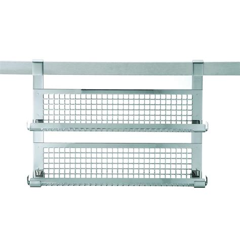Home Depot Spice Rack rosle spice rack with shelf 19078 the home depot