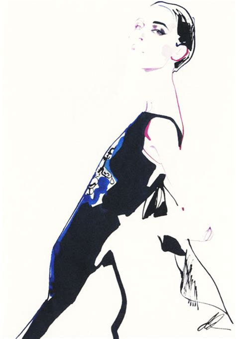 fashion illustration david downton david downton fashion illustrator clients topshop