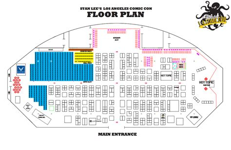 los angeles convention center floor plan los angeles convention center floor plan 28 images 02