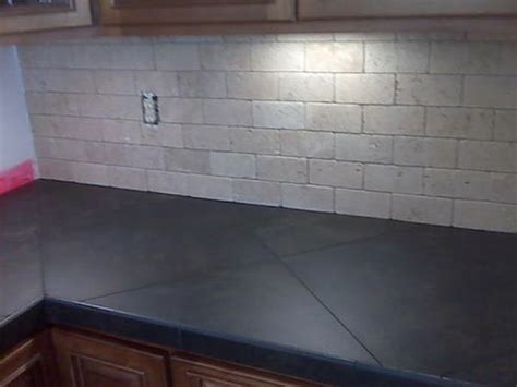 porcelain tile countertops 27 best tile countertops images on bathrooms