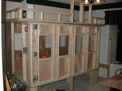train bunk bed hometalk train caboose bunk bed