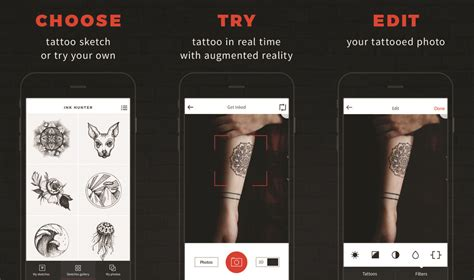 tattoo decision quiz this app lets you test out tattoos before you commit to