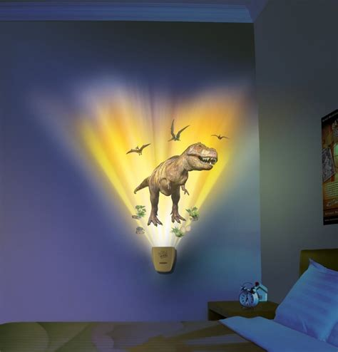 Dinosaurs On Your Wall Kill Even The Toughest Bogeyman Dinosaur Lights