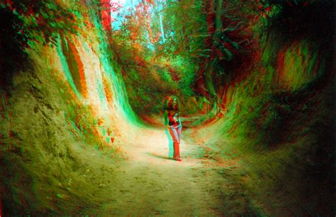 3d photo anaglyph wallpaper wallpapersafari
