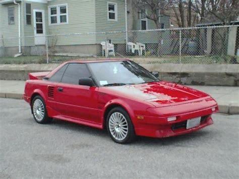1987 Toyota Mr2 Fatmonkeysnipple S 1987 Toyota Mr2 In My Driveway Ri