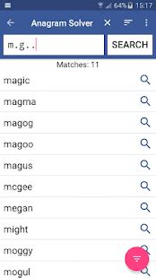 anagram and scrabble solver anagram solver android apps on play