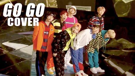 bts gogo lyrics cover bts 방탄소년단 고민보다 go go go english lyrics