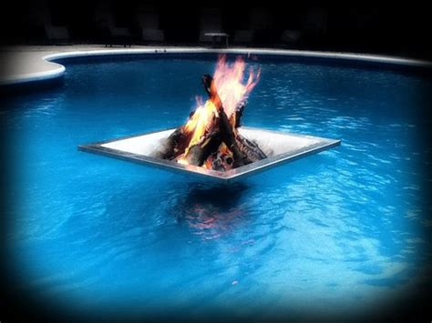 floating pit 17 best images about for the pool on pool