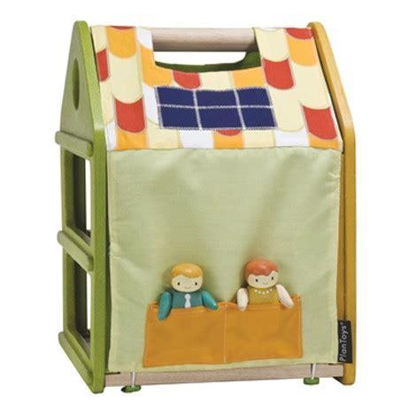 speelgoed ecocheques speelhuis 3j plan toys kudzu eco webshop