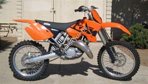 2003 Ktm 125 Sx Horsepower 2003 Ktm 125 Sx Gallery