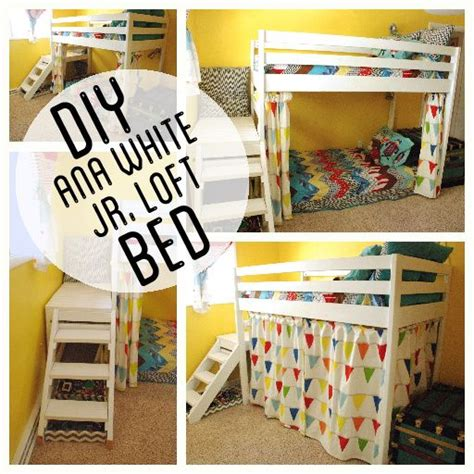 how to build a loft bed for kids diy kids loft bunk bed with stairs lofts 50th and loft