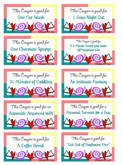 supercute easter coupon book for kids free printable coupons for