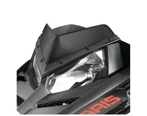 Windshield Black 45 pro ride low windshield black polaris snowmobiles en ca
