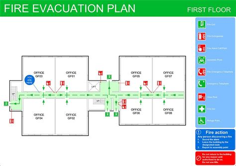 evacuation plan template nsw evacuation plan template nsw free evacuation