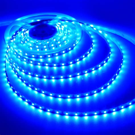 blue led light led light strips rigid light bar led lighting