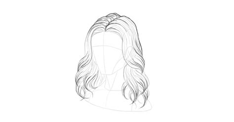How To Draw S Hair