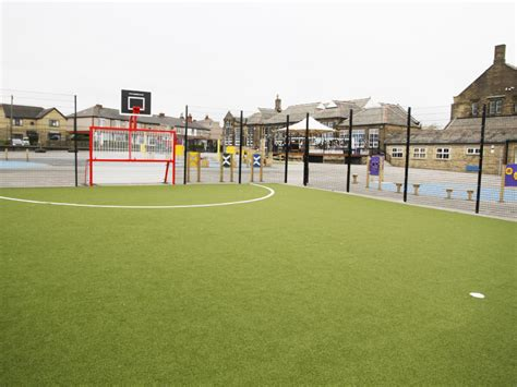 Secondary School Outdoor Play Equipment & Playgrounds