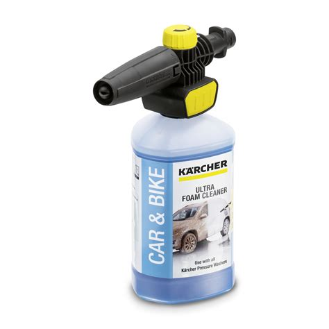 Karcher 0 3l Foam Jet Nozzle foam nozzle connect n clean fj10 c ultra foam cleaner 1l