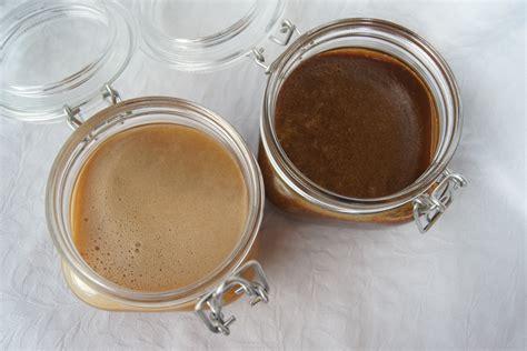 crema de casta as salada salsa de caramel de mantega salada la casta cuina la
