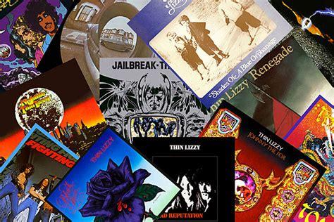best thin lizzy album thin lizzy albums ranked worst to best