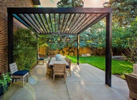 backyard architecture refreshing modern pergola design ideas decor around the