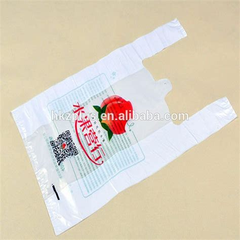 Plastik Thank You thank you plastic bags clear pe bag with smile buy