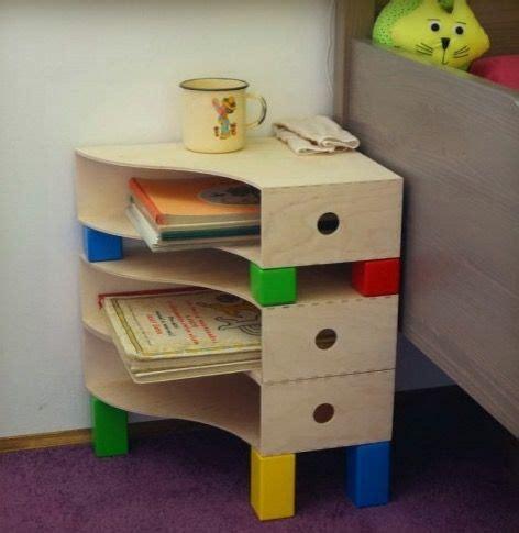 Table De Nuit Ikea by 15 Tables De Nuit Diy Faciles 224 Fabriquer Diy Bedside