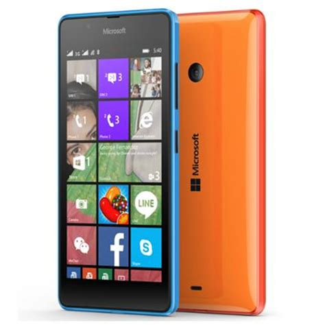 microsoft mobile microsoft lumia 540 dual sim mobile price specification