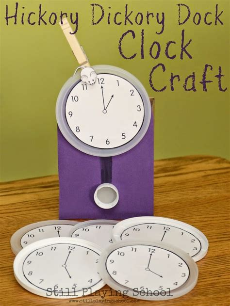 themes clock time 628 best images about nursery rhyme theme on pinterest