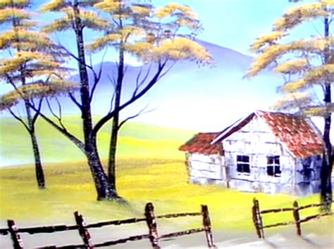 bob ross painting house season 9 of the of painting with bob ross