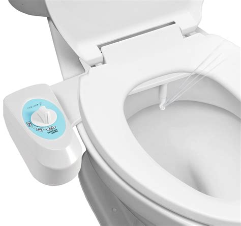 Toilet Bidet by Galleon Oak Leaf Bidet Toilet Attachment Fresh Water