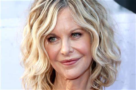 post plastic surgery meg ryan hairstyles meg ryan makes rare public appearance with both her