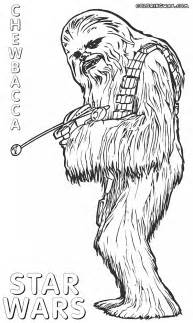 chewbacca coloring pages wars coloring pages coloring pages to and