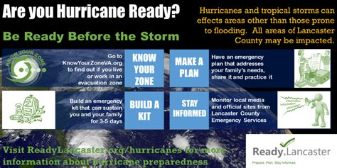 hurricanes lancaster county emergency services