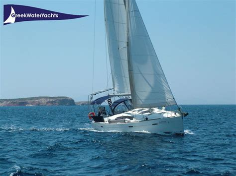 greek island boat tours beneteau oceanis 40 sailboat sailing the greek islands