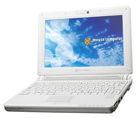 Mouse Netbook mouse computer netbook with a twist tech ticker