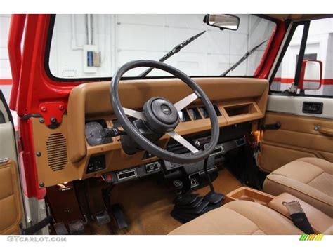 saddle interior 1994 jeep wrangler se 4x4 photo 59729811