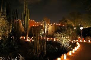 Desert Botanical Garden Luminaria Must See Lights This Year