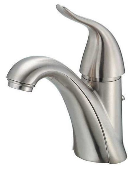 danze d225521bn antioch single handle lavatory faucet