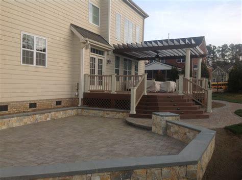 raleigh patio and deck north carolina exteriors