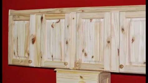 alacena de cocina de pino youtube