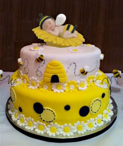 Bumble Bee Cakes For Baby Shower by Bumble Bee Baby Shower Ideas Free Printable Baby Shower