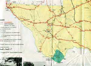 highway maps of