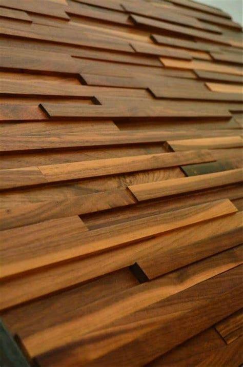 jual wallpaper kayu jati panel dinding kayu wall clading