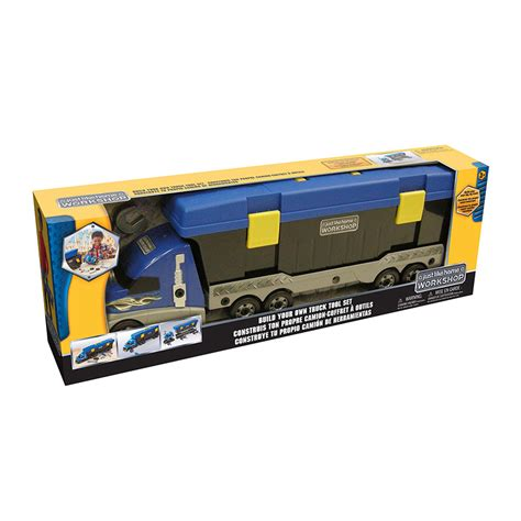 build your own truck just like home workshop build your own truck tool set